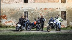 BMW R 1250 GS vs Ducati Multistrada vs KTM Super Adventure - Immagine: 2