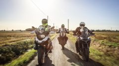BMW R 1250 GS vs Ducati Multistrada vs KTM Super Adventure - Immagine: 1