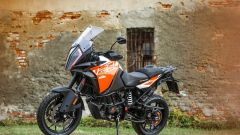 BMW R 1250 GS vs Ducati Multistrada vs KTM Super Adventure - Immagine: 40