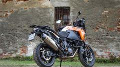 BMW R 1250 GS vs Ducati Multistrada vs KTM Super Adventure - Immagine: 55
