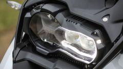 BMW R 1250 GS HP: il faro anteriore