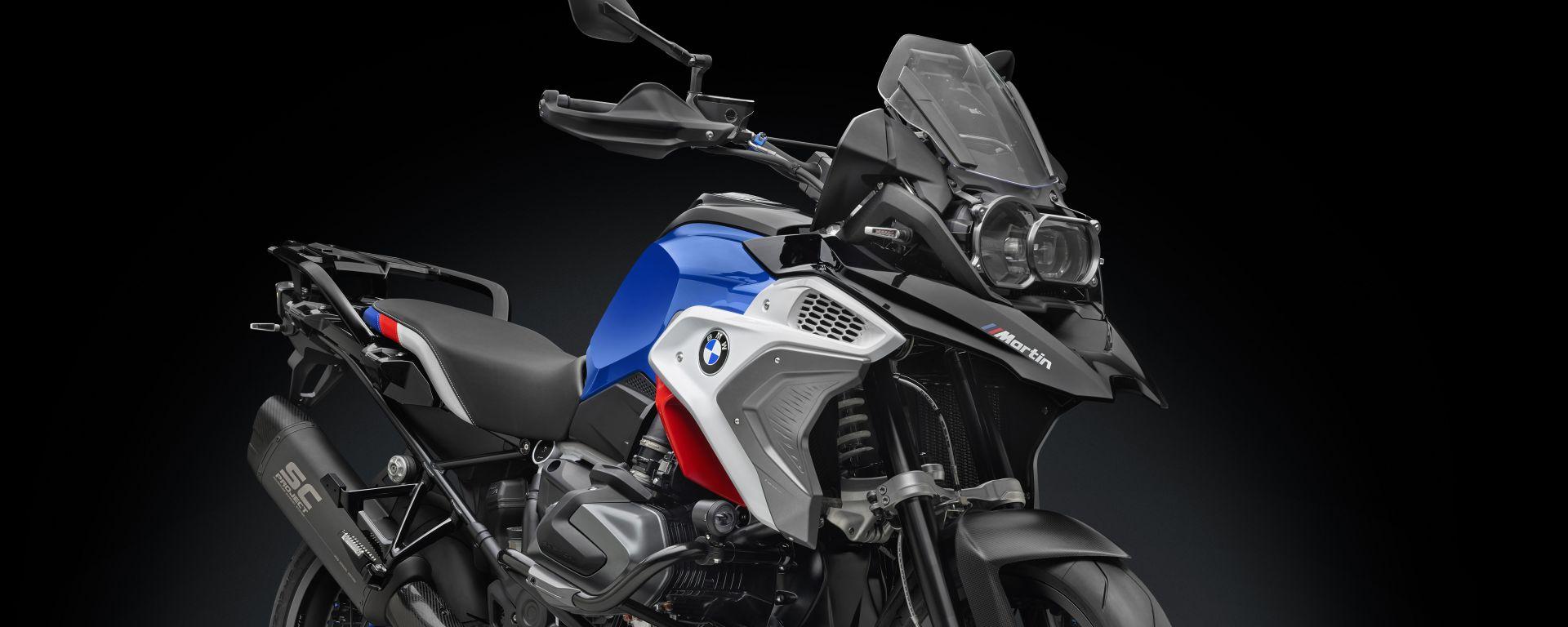 Rizoma: Accessory Line per BMW R 1250 GS HP  [VIDEO]