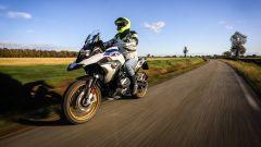 BMW R 1250 GS HP: un momento del test