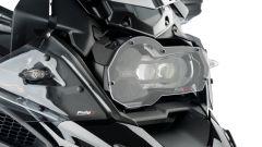 BMW R 1250 GS: la protezione per il faro Puig