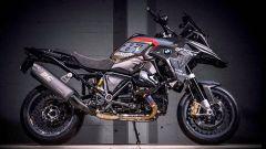 BMW R 1250 GS diventa motard: le foto della special di VTR Motorrad