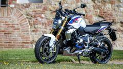 BMW R 1250 R 2019: 3/4 anteriore