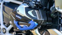 BMW R 1250 R 2019: dettaglio del motore Shiftcam