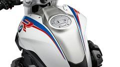 BMW R 1250 R: dettaglio del serbatoio