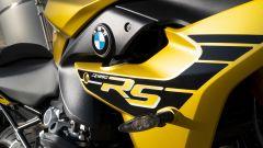 BMW R 1250 RS 2019: dettaglio della presa d'aria