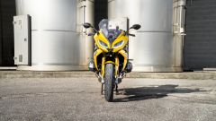 BMW R 1250 RS 2019: vista frontale