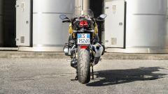 BMW R 1250 RS 2019: vista posteriore
