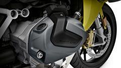 BMW R 1250 RS: le teste del motore con ShiftCam