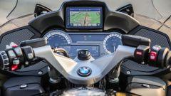 BMW R 1250 RT: il navigatore satellitare è l'unica nota dolente