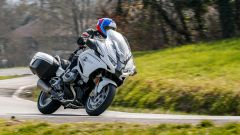 BMW R 1250 RT, la prova del model year 2021