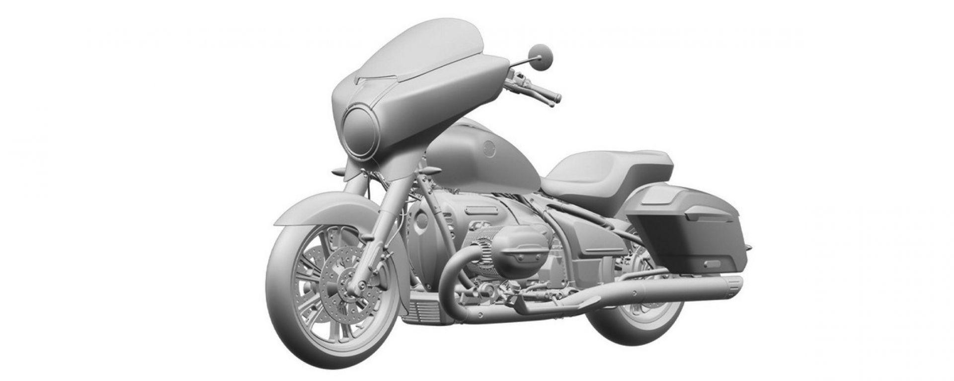 BMW R 18 B 2021