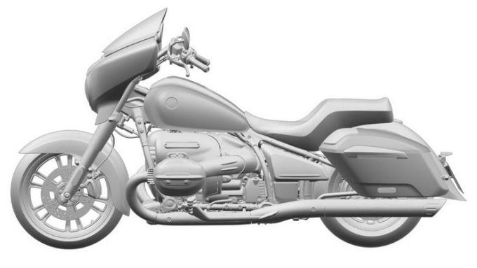 BMW R 18 B 2022: ecco come sarà la Bagger