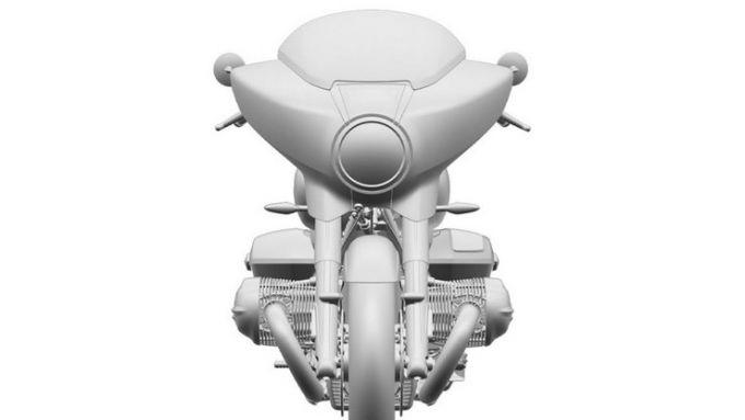 BMW R 18 B 2022: la Transcontinental avrà il bauletto, ma anche un cupolino più grande