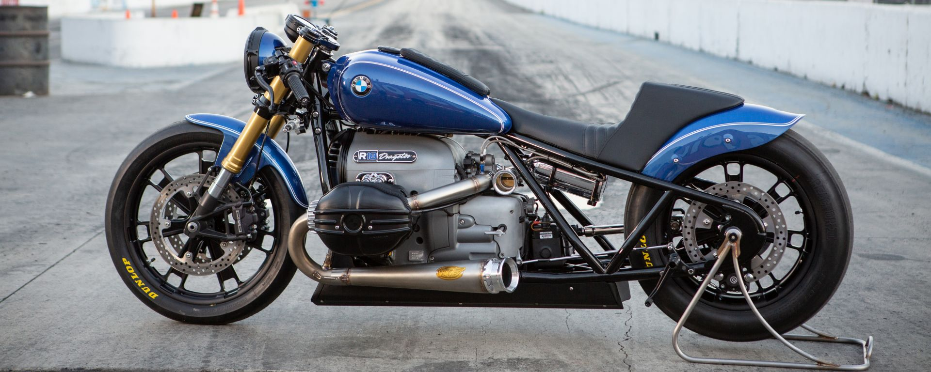 BMW R 18 Dragster by Roland Sands