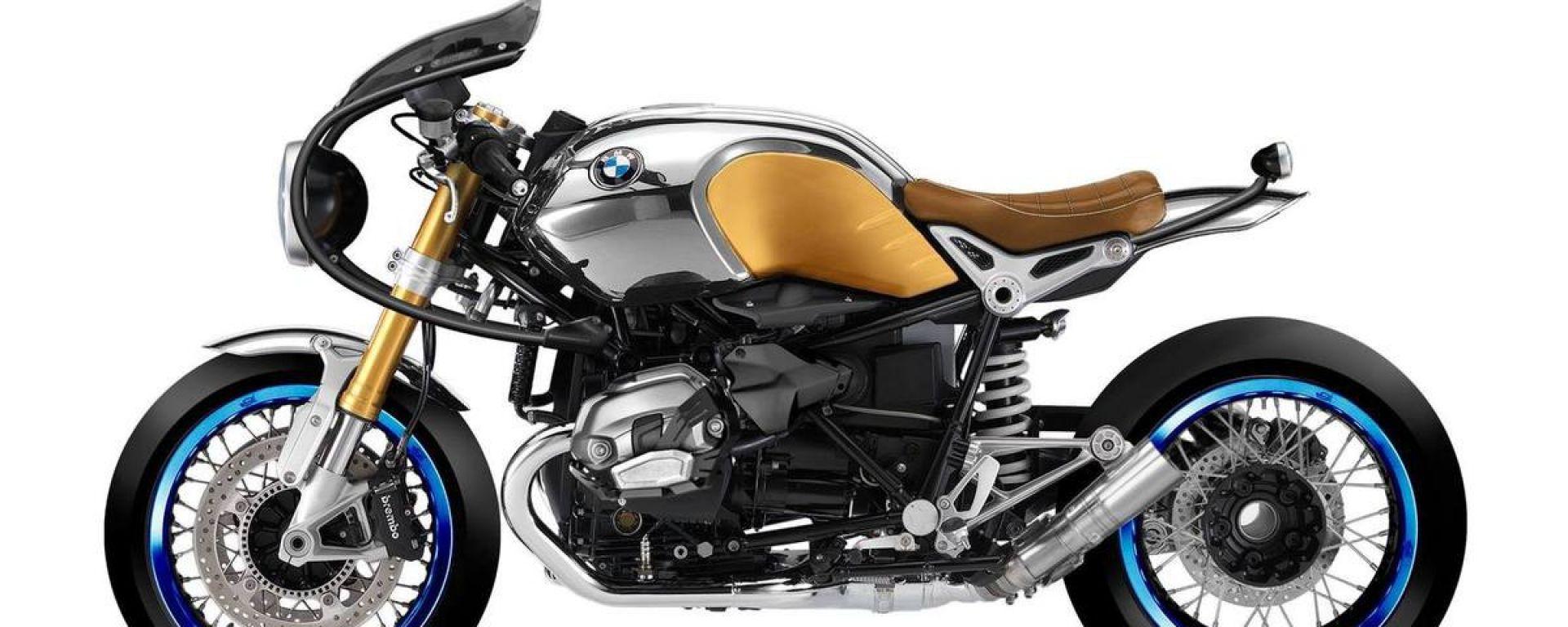 BMW R nineT Wunderlich by Petit