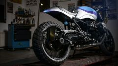 BMW R nineT Track Grinder - Immagine: 14