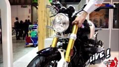 Live Eicma 2016: BMW RnineT 2017 in video - Immagine: 1