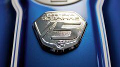BMW R nineT /5: la targa celebrativa