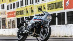 Bmw R nineT, Pure e Racer 2017: prova, caratteristiche e prezzi - Immagine: 9