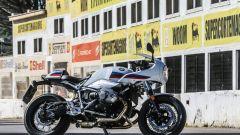 Bmw R nineT, Pure e Racer 2017: prova, caratteristiche e prezzi - Immagine: 10