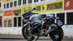 Bmw R nineT, Pure e Racer 2017: prova, caratteristiche e prezzi - Immagine: 12
