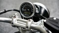 BMW R nineT Pure, quadro strumenti