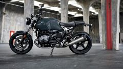 BMW R nineT Pure, vista laterale