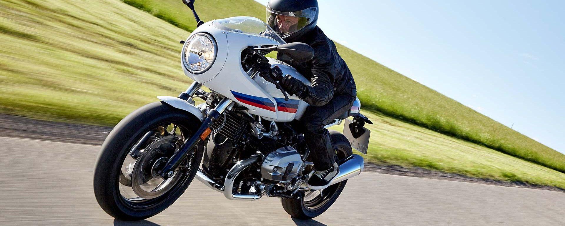 BMW R nineT Racer: una special già fatta e finita