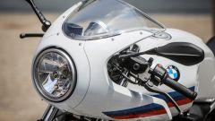 BMW R nineT Racer: dettaglio del cupolino