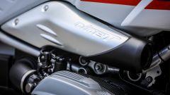 BMW R nineT Racer: dettaglio della presa d'aria
