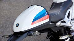 BMW R nineT Racer, il codino stretto