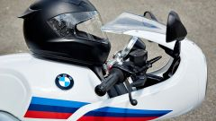 BMW R nineT Racer: il cupolino a missile