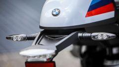 BMW R nineT Racer: il gruppo ottico posteriore a Led