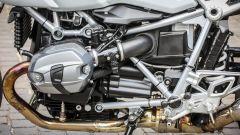 BMW R nineT Racer: il motore boxer di 1.170 cc