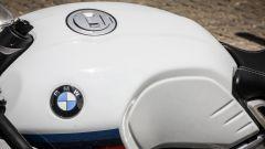 BMW R nineT Racer: il serbatoio