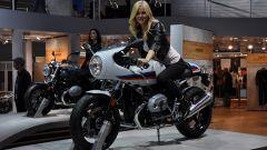 BMW R nineT Racer, Intermot 2016