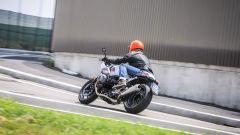 BMW R nineT Racer: la prova su strada