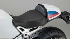 BMW R nineT Racer, la sella monoposto