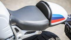 BMW R nineT Racer: la sella monoposto
