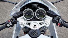 BMW R nineT Racer, la strumentazione tra moderno e rétro