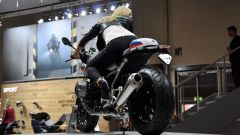BMW R nineT Racer, posteriore