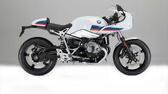 BMW R nineT Racer profilo destro