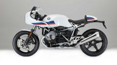 BMW R nineT Racer profilo sinistro