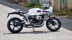 BMW R nineT Racer profilo