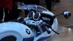 BMW R nineT Racer, quadro strumenti
