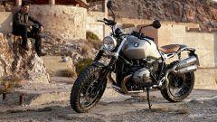 BMW R nineT Scrambler con ruote a raggi